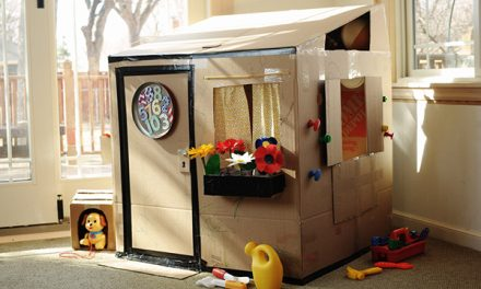 10 DIY kids Playhouse Tutorials