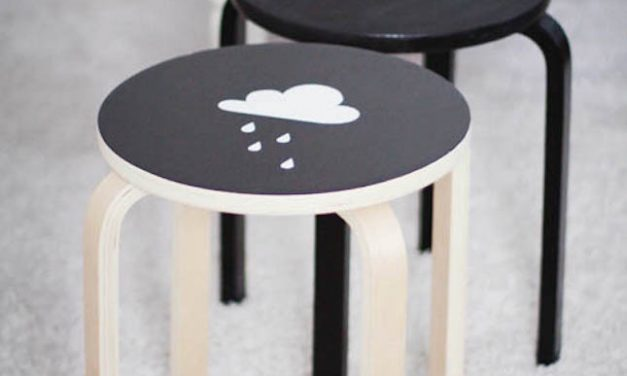 12 DIY Kids Stool Tutorials