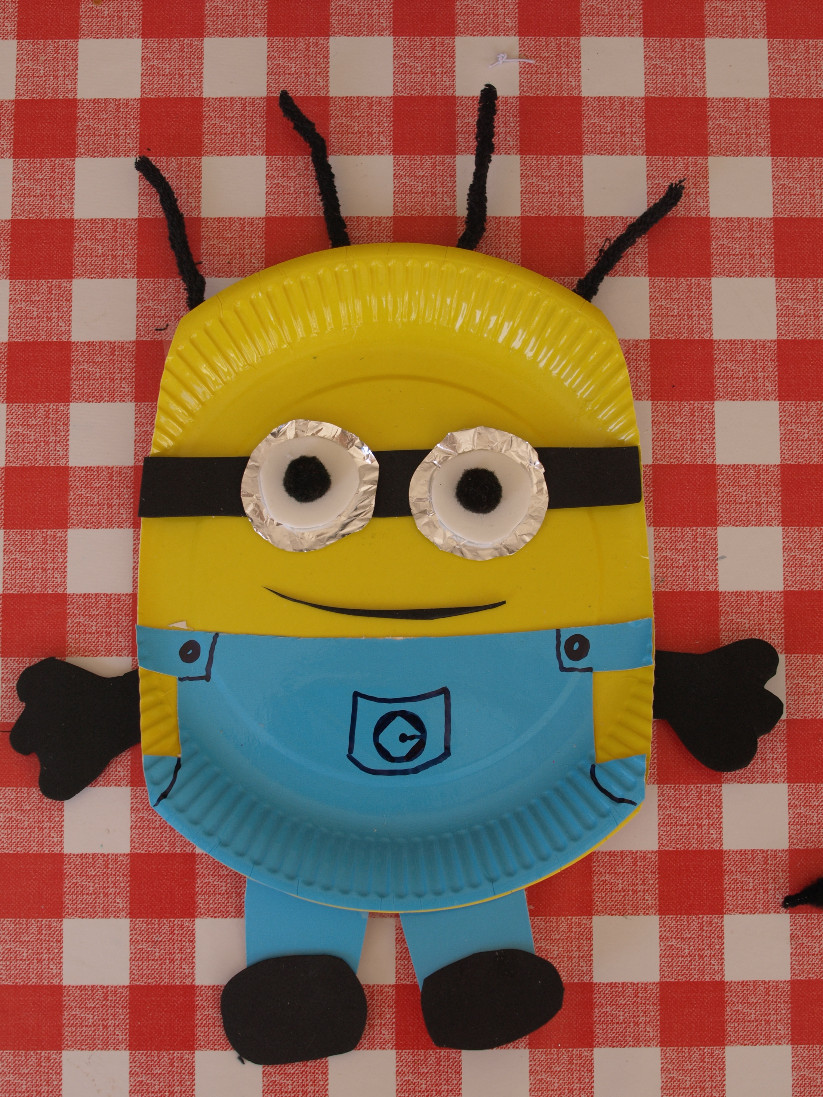 Top 20 minions crafts for kids