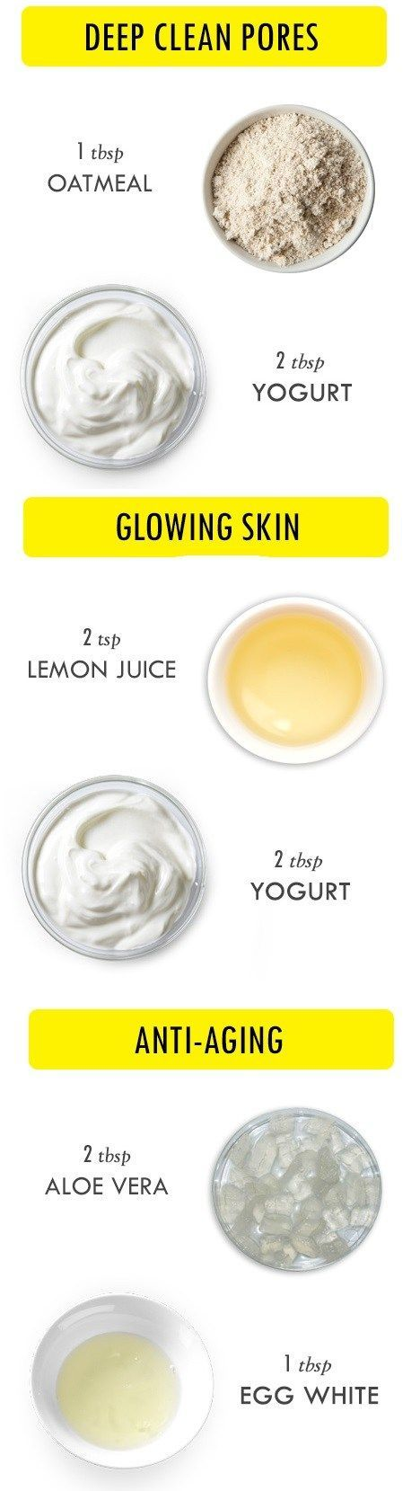 10 egg white peel off mask ideas