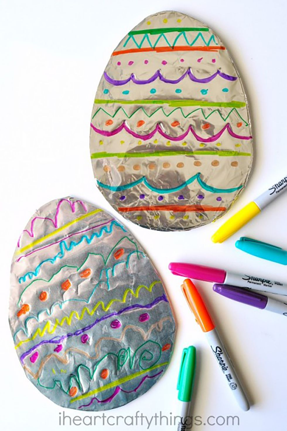 Fun crafts for kids - 15 Tutorials