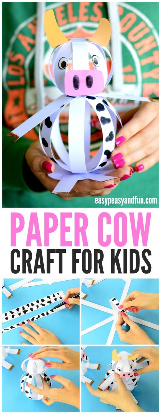 Top 16 Kids diy animals