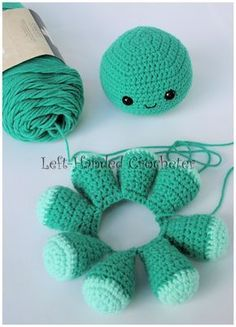 11 crochet octopus tutorials
