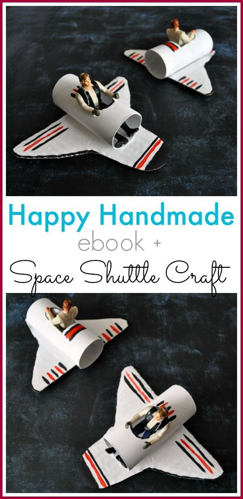 14 Space Crafts for Kids